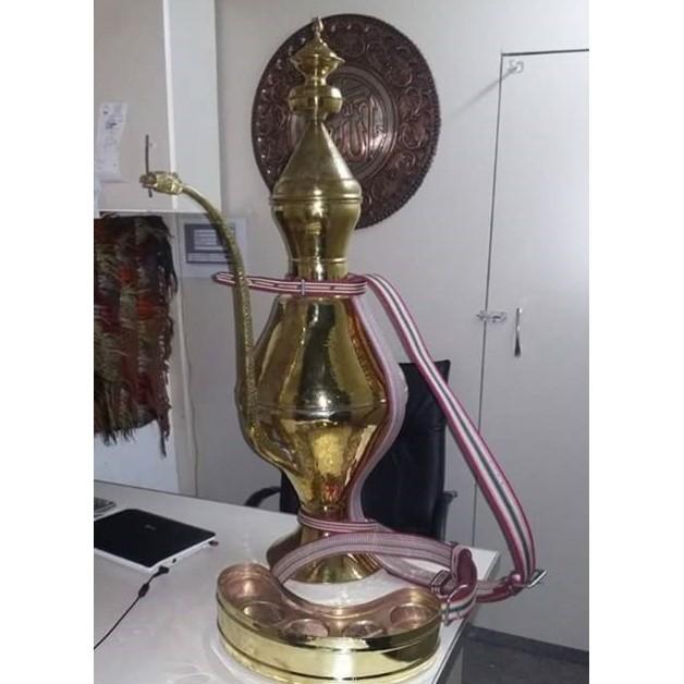 Meyan ve Osmanlı Şerbeti Güğümü